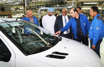With investments worth US$ 200 million  IKCO intends to establish a factory in Duqm