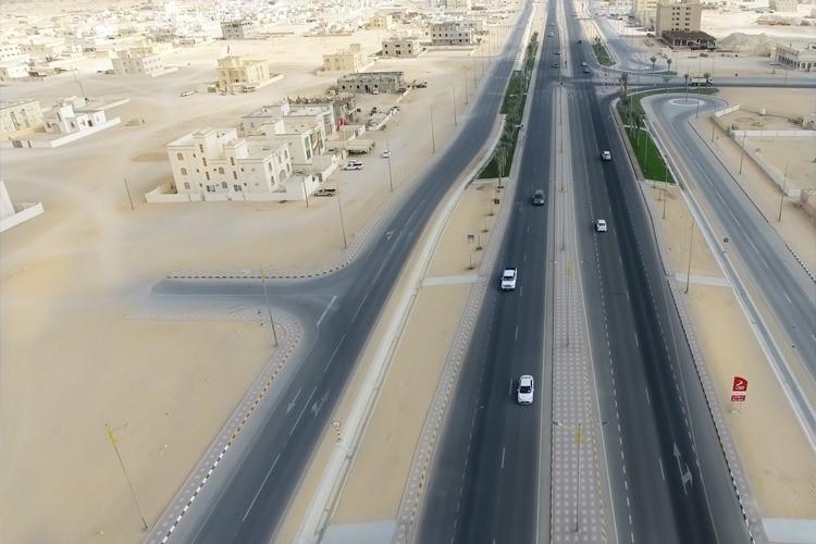 Construction of Main Road Improvement at Duqm