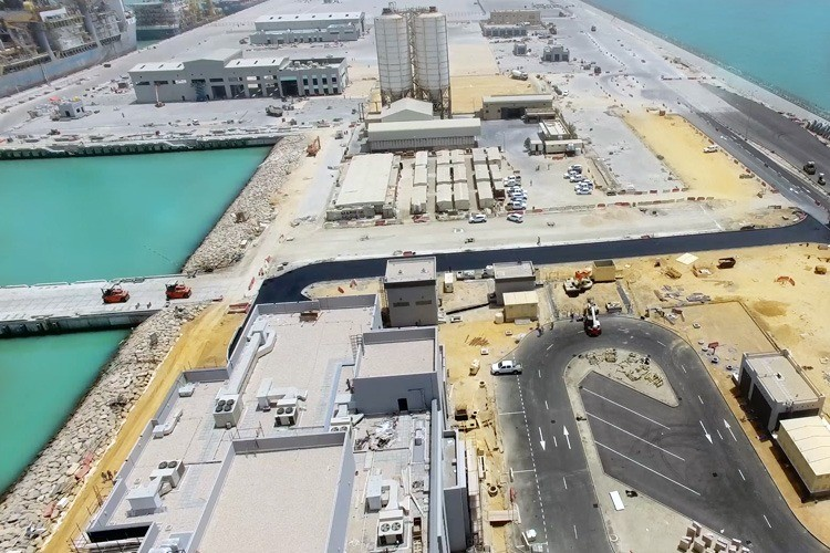 Construction of Roads, Infrastructure & Buildings at Commercial Terminal and Operational Zone Areas, Port of Duqm (IP2)