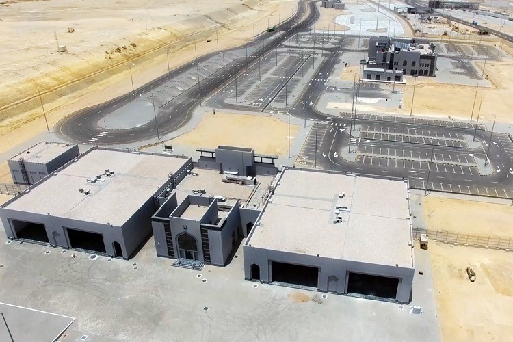 Construction of Roads, Infrastructure & Buildings at the Commercial Pre-gate, Gates and Inspection Zone, Port of Duqm (IP3)