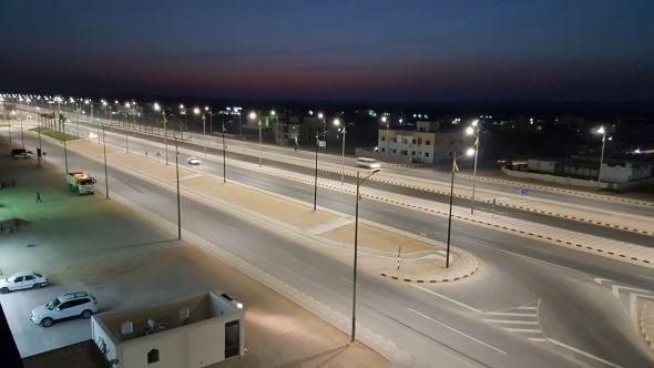 Duqm Street Lighting
